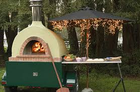 Backyard Brick Pizza Oven Mobile Pizza Oven Natural Building Blog