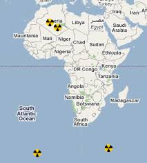 africa map test map of all nuclear test 2000 tests in all alistair pott
