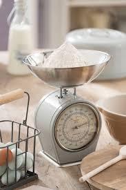 Vintage Kitchen Scales Kitchencraft Living Nostalgia Mechanical Kitchen Scales 4 Kg 8
