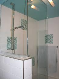 bathroom tile trim ideas schluter metal tile trim home design ideas pictures remodel and
