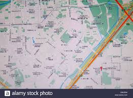 Beijing Map Beijing Map Stock Photos U0026 Beijing Map Stock Images Alamy