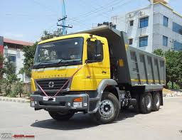 mercedes trucks india price bharatbenz launches three heavy duty trucks in india page 2