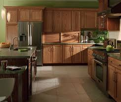 Best Homecrest Cabinetry Contemporary Style Images On - Kitchen cabinets wood types