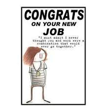 Congrats On New Job Card New Work New Job Quote Quotes 4 You