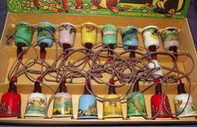 vintage christmas tree lights old vintage disney bambi xmas tree lights 1940s