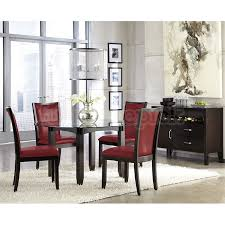 Red Dining Room Chairs With P Puchatek - Red dining room chairs