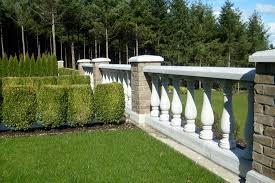 Garden Walls And Fences by Walls Fences Michael Ward Masonry Llc