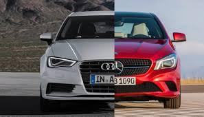 a3 mercedes all wheel drive luxury car comparison audi a3 vs mercedes