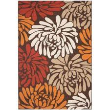 7 X 10 Outdoor Rug 7 X 10 Multi Colored Outdoor Rugs Rugs The Home Depot