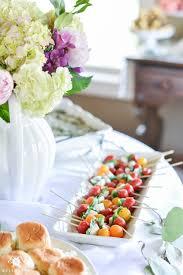 ideas to throw an indoor garden party bridal shower kelley nan
