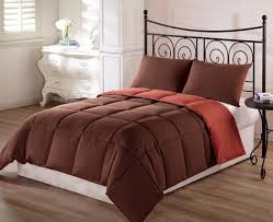total fab bright to burnt orange and brown comforter u0026 bedding sets