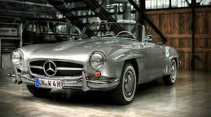 mercedes sl 190 60 years since the inception of mercedes iconic 190 sl mercedesblog