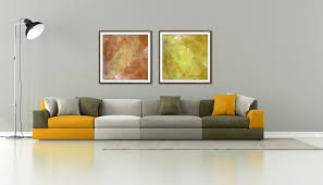 interior stylish design colorful lounge couch colorful lounge