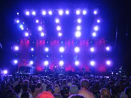 stage backdrops journey in concert with stage backdrop dramatic lighting e flickr