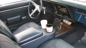 1969 mustang console 1967 1969 firebird saddle console dual drink holderblue thunder