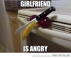 Mad Girlfriend Meme - angry girlfriend the meta picture