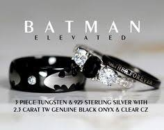 batman wedding ring these are the ultimate wedding rings for geeks