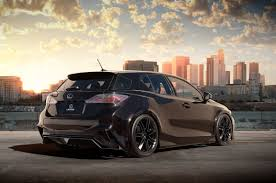 lexus ct200 custom lexus ct 200h the low rider sema edition
