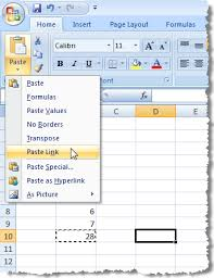 preserve cell references when copying a formula in excel 2007