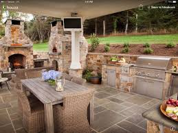 outdoor kitchen designs with pizza oven another outdoor kitchen