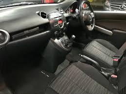 2009 mazda 2 tamura edition 1 3 petrol maroon black manual 5dr