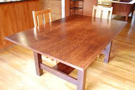 Mission Dining Room Furniture Mission Dining Table Bunchberry Woodworking