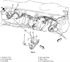 95 v6 fuel pump relay damaged blazer forum chevy blazer forums