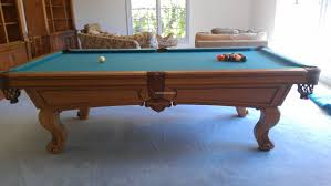 Pool Table Disassembly by Olhausen Pool Tables Used Pool Tables Los Angeles Orange