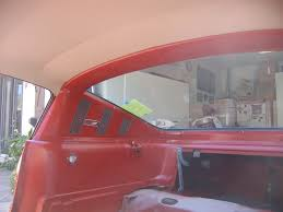 how to remove paint from interior panels ford mustang forum