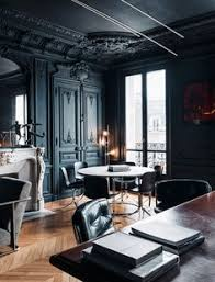 Dark Interior Design 9 Dark Rich U0026 Vibrant Rooms That Will Make You Rethink Everything