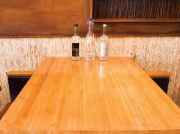 Bamboo Table Top by Jetson Green Bamboo