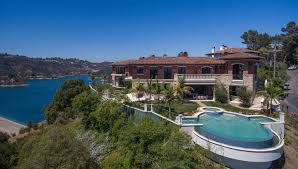 Bel Air Mansion by An Exclusive Look At The 32 5 Million Bel Air Villa That Just Hit
