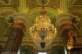 church chandeliers st petersburg journey around the globe