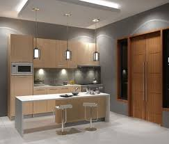 Contemporary Kitchen Lights Kitchen Cabinets Light With Gray Also Kitchen And Cabinets