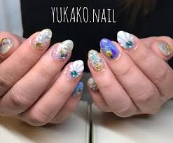 seashell nail art trend 2017 chhory beauty
