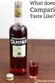 campari orange what does campari taste like mix that drink