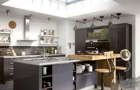 fournisseur cuisine cuisine gris fonce moderne by le fournisseur ixina à