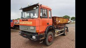 kleyn trucks for sale iveco 170 23 v8 air cooled engine zf