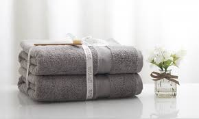 Jeff Banks Duvet Jeff Banks 100 Pure Cotton Luxury 700 Gsm Towels 2 Bath Sheets