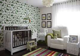 Modern Nursery Curtains 28 Stunning Wallpaper Ideas Your Home Needs Freshome Com