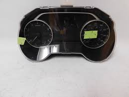 used nissan maxima instrument clusters for sale