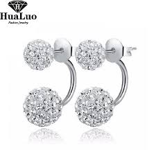 disco earrings high quality side earrings fashion disco