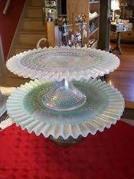 Red Cake Plate Pedestal White Pedestal Cake Plate Foter