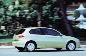 alfa romeo 147 3 doors specs 2000 2001 2002 2003 2004