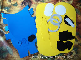 Despicable Me Halloween Decorations Pams Party U0026 Practical Tips Despicable Me Party Food And Game Ideas