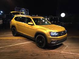 atlas volkswagen 2018 2018 volkswagen atlas american heart and soul automotive rhythms