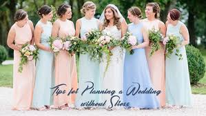 a wedding planner tips for planning a wedding without stress dot women