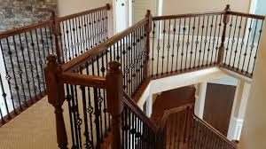 Iron Banister Balustrades Mitre Contracting Inc
