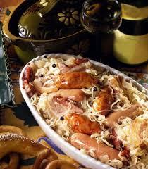 cuisiner choucroute cuite choucroute garnie maximag fr