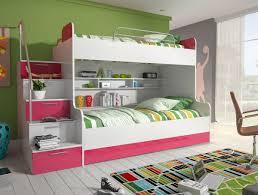 etagenbett mit schrank details zu etagenbett doppelstockbett hochglanz weiss rosa